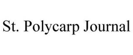 ST. POLYCARP JOURNAL