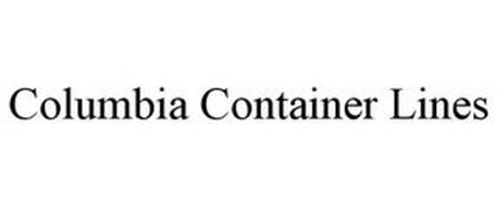COLUMBIA CONTAINER LINES
