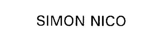 SIMON NICO