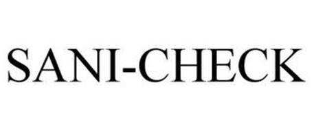 SANI-CHECK