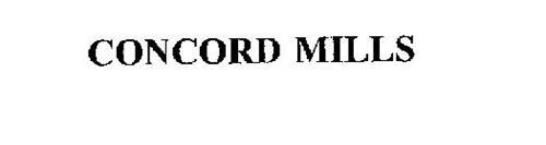 CONCORD MILLS