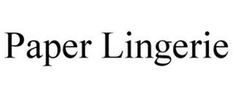 PAPER LINGERIE