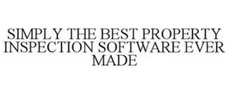 SIMPLY THE BEST PROPERTY INSPECTION SOFTWARE EVER MADE