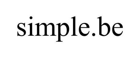 SIMPLE.BE