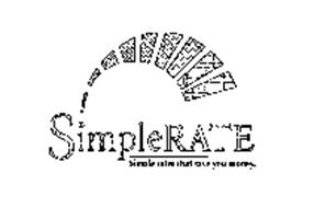 SIMPLERATE SIMPLE RATES THAT SAVE YOU MONEY