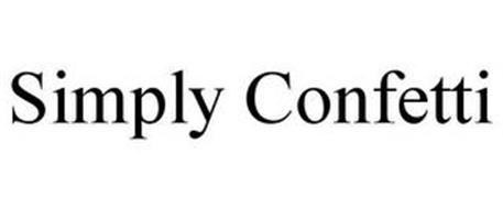 SIMPLY CONFETTI