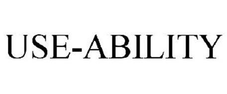 USE-ABILITY
