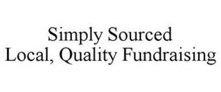 SIMPLY SOURCED LOCAL, QUALITY FUNDRAISING