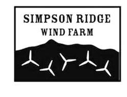 SIMPSON RIDGE WIND FARM