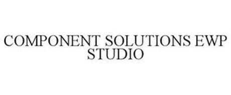 COMPONENT SOLUTIONS EWP STUDIO