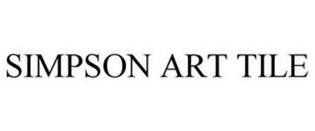 SIMPSON ART TILE