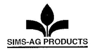 SIMS-AG PRODUCTS