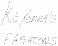 KEYONNA'S FASHIONS