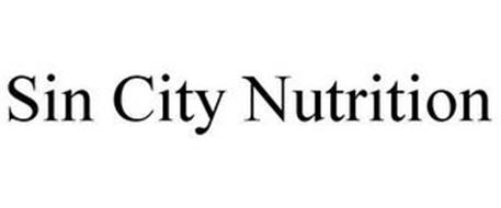 SIN CITY NUTRITION