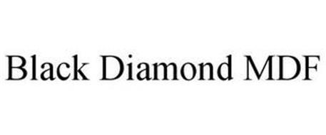 BLACK DIAMOND MDF