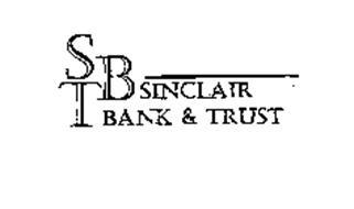 SBT SINCLAIR BANK & TRUST