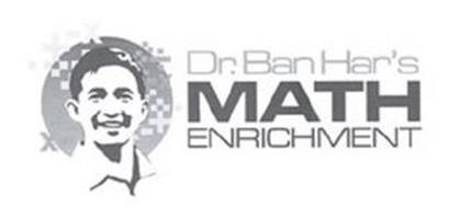 DR. BAN HAR'S MATH ENRICHMENT