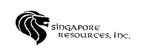 SINGAPORE RESOURCES, INC.
