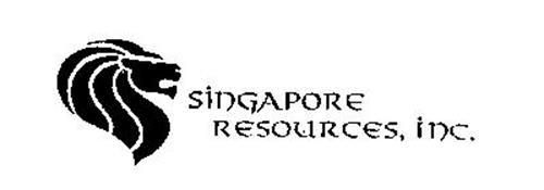 SINGAPORE RESOURCES, INC.