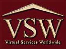 """VSW VIRTUAL SERVICES WORLDWIDE """"CORPORATE BUSINESS IMAGE AT SMALL BUSINESS PRICES"""""""