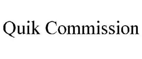 QUIK COMMISSION
