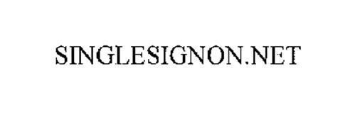 SINGLESIGNON.NET