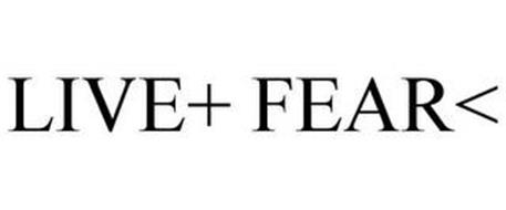 LIVE+ FEAR<