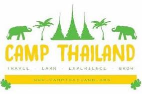 CAMP THAILAND TRAVEL EARN EXPERIENCE GROW WWW.CAMPTHAILAND.COM