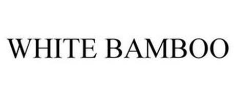WHITE BAMBOO