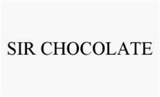SIR CHOCOLATE