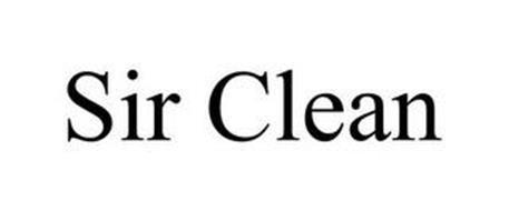 SIR CLEAN