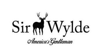 SIR WYLDE AMERICA'S GENTLEMAN