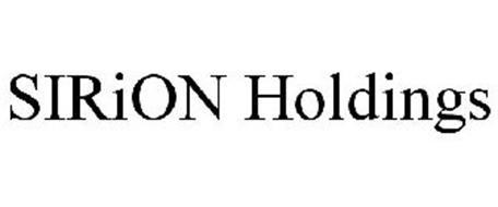 SIRION HOLDINGS