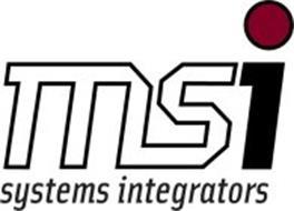 MSI SYSTEMS INTEGRATORS