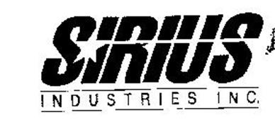 SIRIUS INDUSTRIES INC.