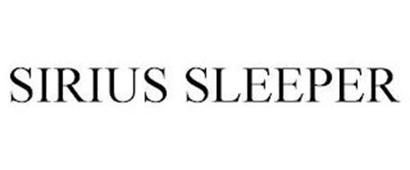 SIRIUS SLEEPER