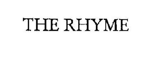 THE RHYME