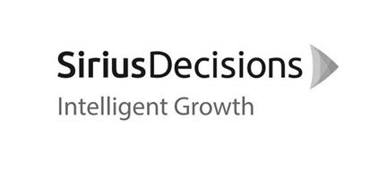 SIRIUSDECISIONS INTELLIGENT GROWTH