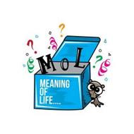MOL MEANING OF LIFE....