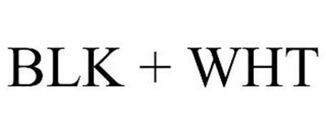 BLK + WHT