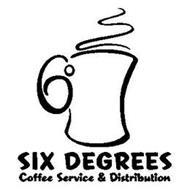 6° SIX DEGREES COFFEE SERVICE & DISTRIBUTION