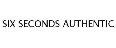 SIX SECONDS AUTHENTIC