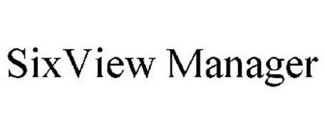 SIXVIEW MANAGER