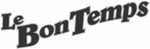 LE BON TEMPS