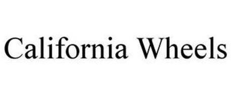 CALIFORNIA WHEELS