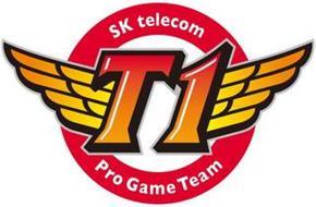 SK TELECOM T1 PRO GAME TEAM