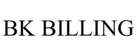 BK BILLING