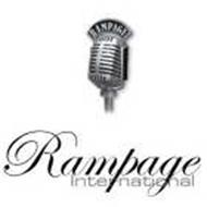 RAMPAGE RAMPAGE INTERNATIONAL