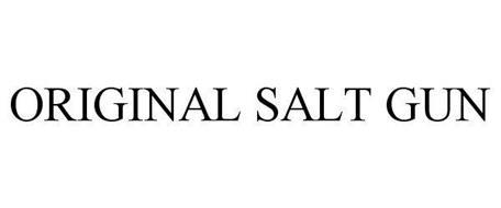 THE ORIGINAL SALT GUN