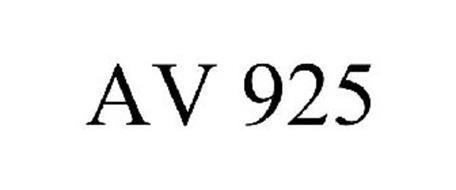 AV 925